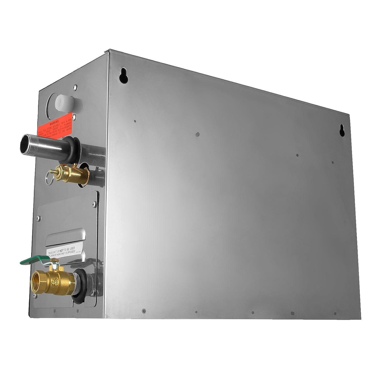 VEVOR Steam Generator with LED Digital Display Sauna Steam