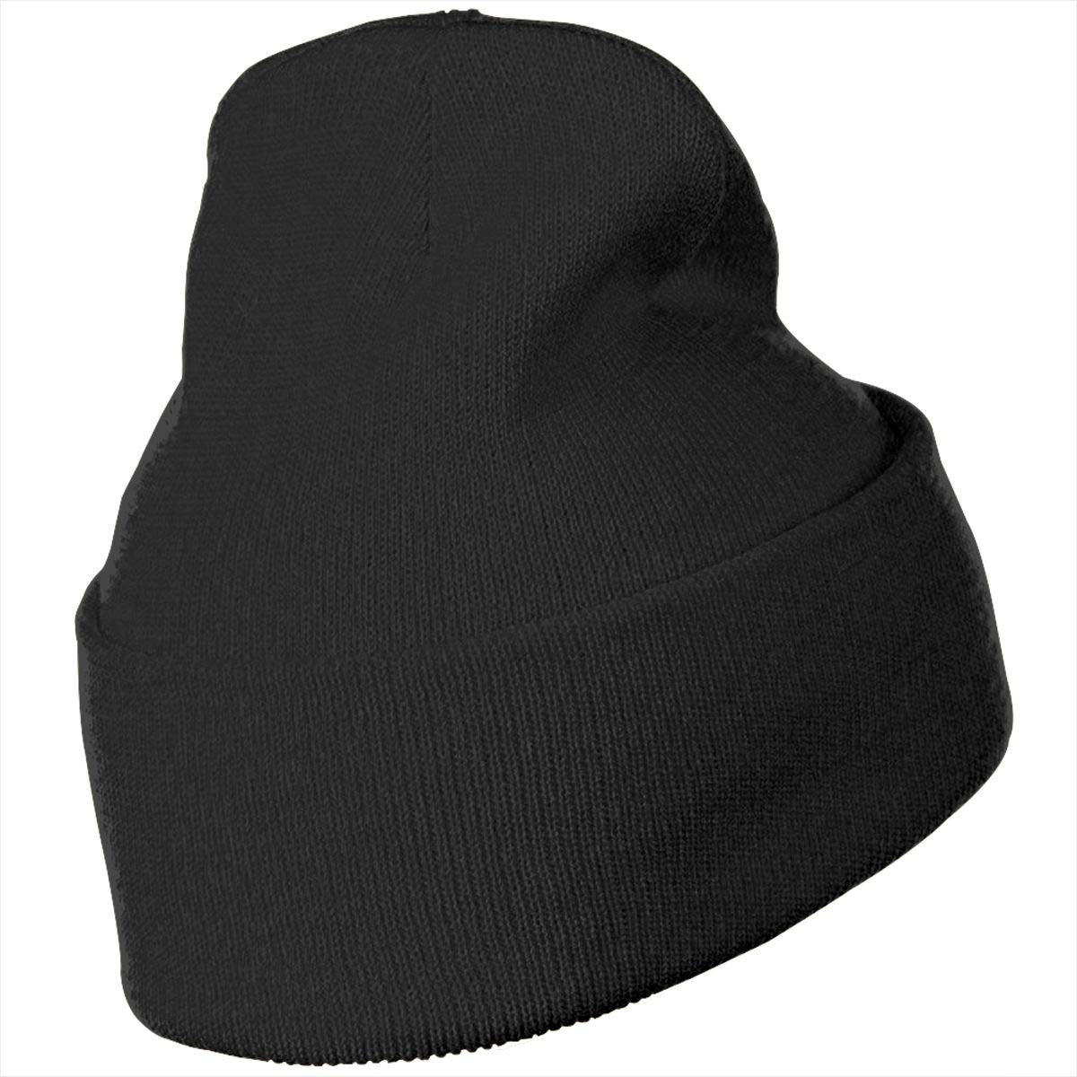 JimHappy Proud Son Vietnam Veteran Winter Warm Hats,Knit Slouchy Thick Skull Cap Black