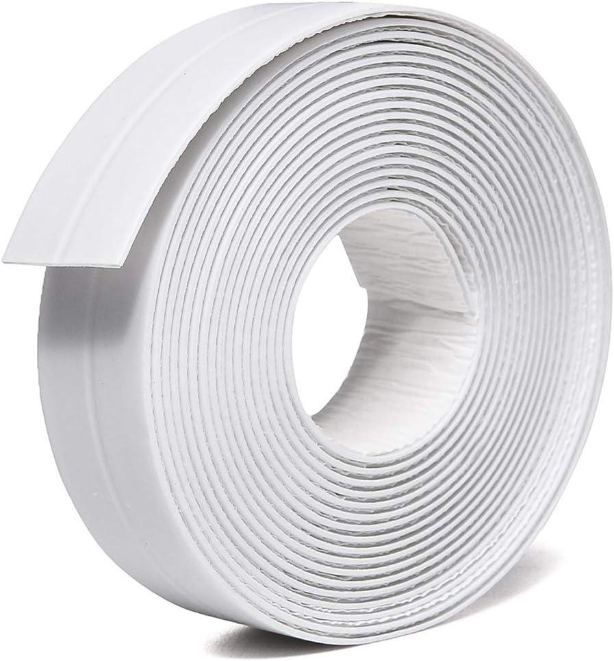 Kitchen Door Gas Stove Sink Self-Adhesive Foam Film Trim Seal Strip Tape Edge