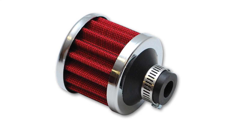 Vibrant 2166 Chrome Cap Crankcase Breather Filter KEYU1