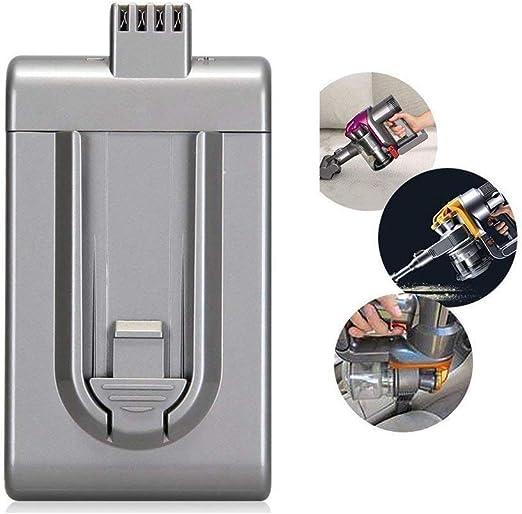 Dtk® Batería de Repuesto 21.6V 2000mAh para Dyson Aspirador de ...