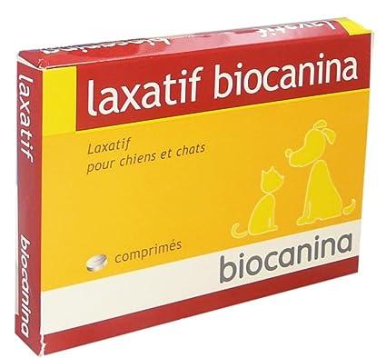 BIOCANINA - Laxante 30 comprimidos recubierto Biocanina