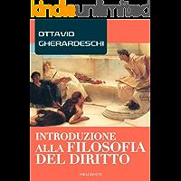 Introduzione alla filosofia del diritto (Italian Edition) book cover