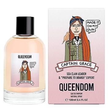 Queendom Perfume Captain Grace for Women