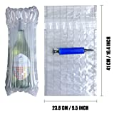 Wine Bottle Protector Bags15 Pack Inflatable Wine