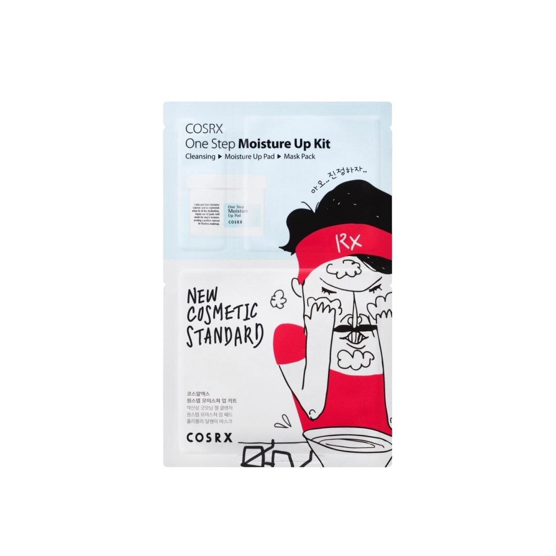 COSRX One Step Moisture Up Kit, 1 Sheet