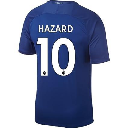 f50fb6698 Chelsea Home Hazard Stadium Jersey 2017   2018 (Authentic EPL Printing) - L
