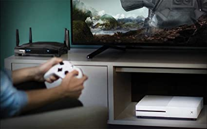 Linksys WRT Gaming WiFi Router Optimized for Xbox, Killer