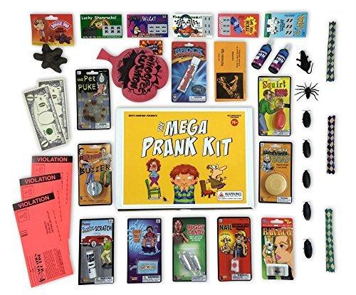 The Mega Prank Kit - 35 Funny...