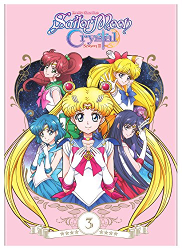 Sailor Moon Crystal Season 3 (Sailor Moon Tv Series Dvd)