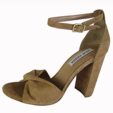 Womens Clever Heeled Sandal Shoes