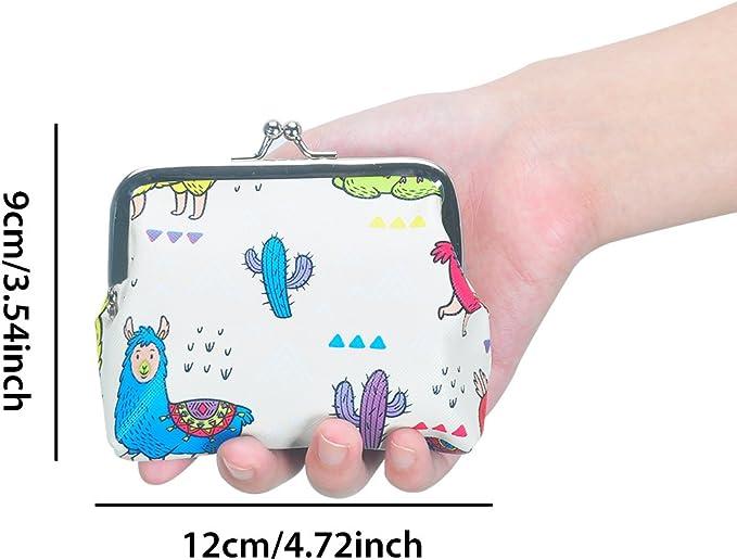 Amazon.com: Oyachic - Juego de 4 monederos para mujer y niña ...