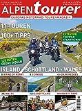ALPENTOURER SPEZIAL IRLAND • SCHOTTLAND • WALES: 11 Touren für Eure Motorradreise • 100+ Tipps (Alpentourer Tourguide)