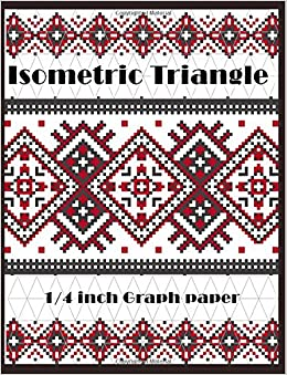 isometric triangle 1 4 inch graph paper isometric graph papers