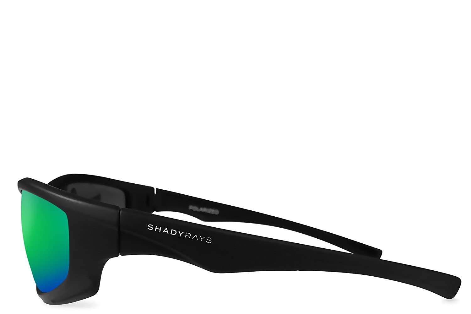 415d7bbd3c Amazon.com  Shady Rays Polarized Sport Sunglasses X Series