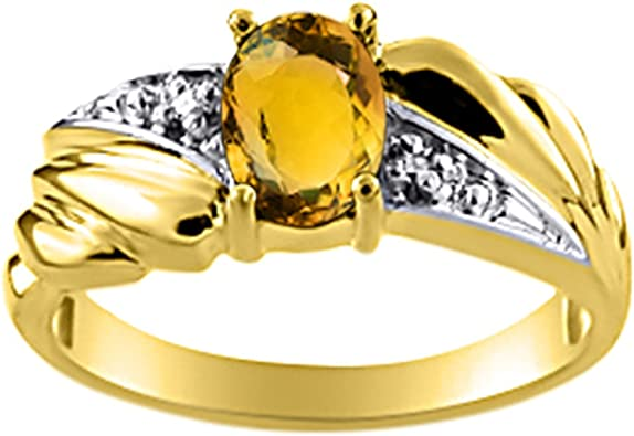 NATURAL WHITE TOPAZ Gold Jewelry Handmade Ring  14k Solid Yellow Gold  Gemstone Jewelry  Gold Ring  All Ring Size