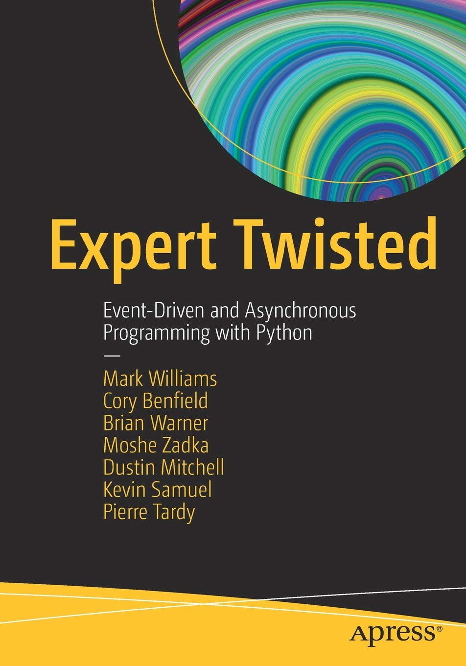 Expert Twisted: Event-Driven and Asynchronous Programming