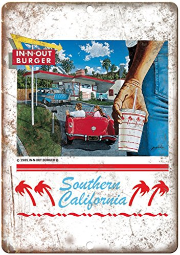 - in-N-Out Burger California Drive-in Ad 10