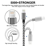 Short iPhone Cable iPhone Charging Cable 4Pack 1FT