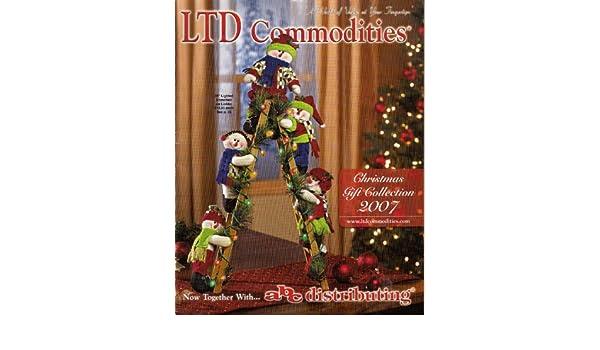 Abc Distributing Christmas Catalog 2019.Ltd Commodities Christmas Gift Collection 2007 Catalogue