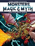 Monsters, Magic & Myth - The Coloring Book