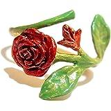 (パルナートポック)Palnart Poc 巻きバラ リング 薔薇ばらの指輪 (ブラフシューぺリア)Brough Superior