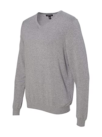 e11224ae6d5020 Amazon.com: Van Heusen Mens V-Neck Sweater-13VS003: Clothing