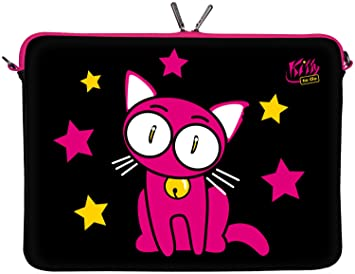 DIGITTRADE LS142 Kitty to Go - funda para portátil: Amazon.es: Deportes y aire libre