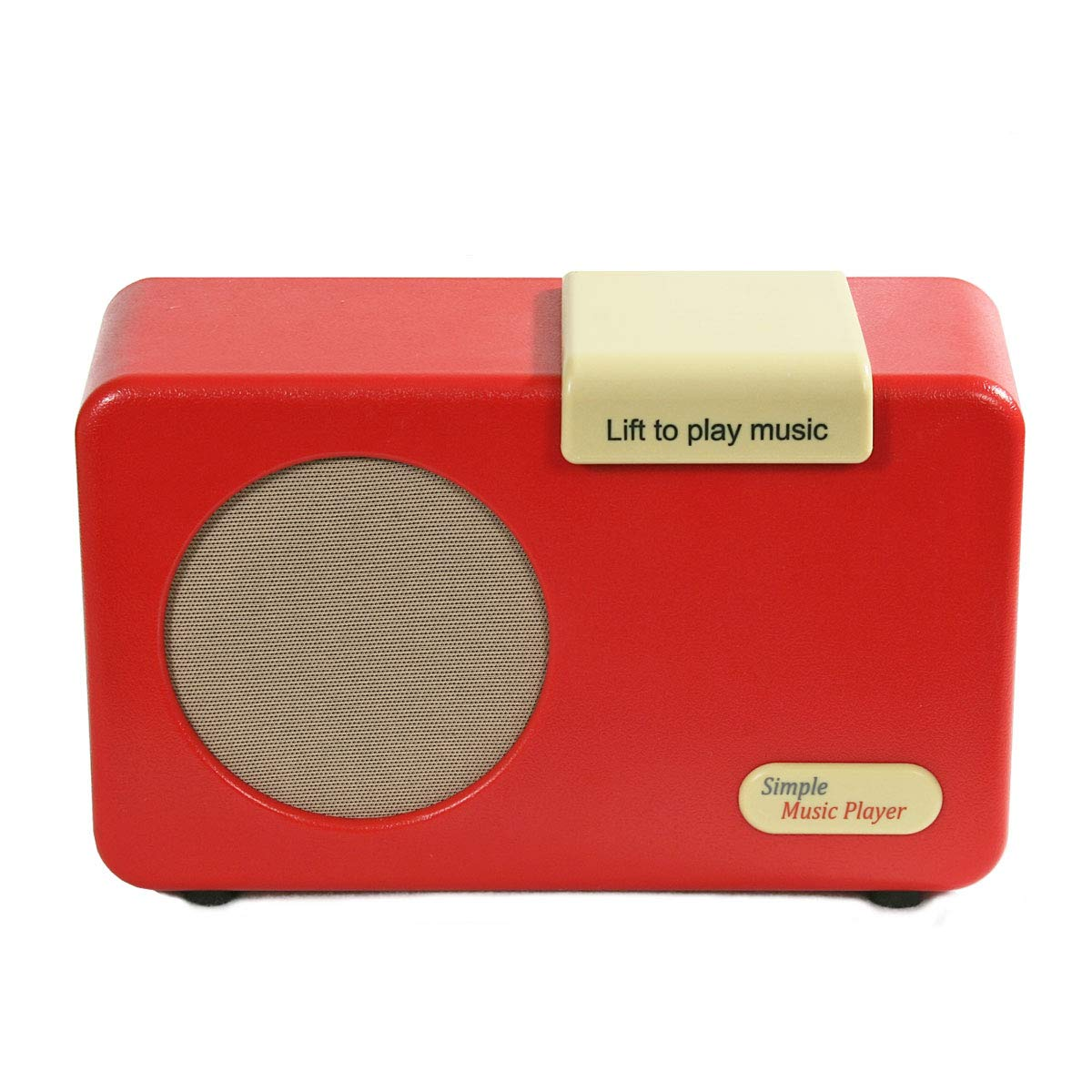 The Simple Music Player - MP3 music box for Alzheimer's and dementia. by 1958LLC