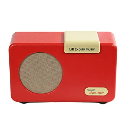 The Simple Music Player - MP3 music box for Alzheimer's and dementia