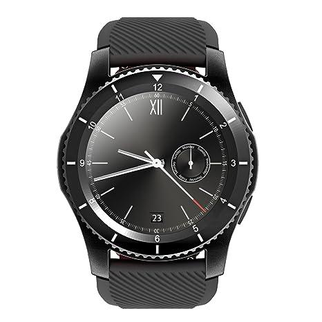 Padgene Smart Watch, Multi-Function Bluetooth 4.0 Fitness Tracker Wearable Smart Health Wrist Waterproof