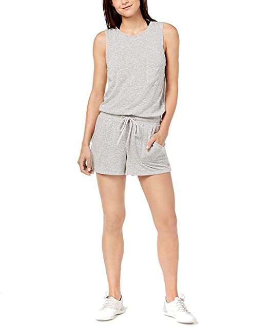 4d0763998f Amazon.com: Calvin Klein Performance Womens Workout Training Romper ...