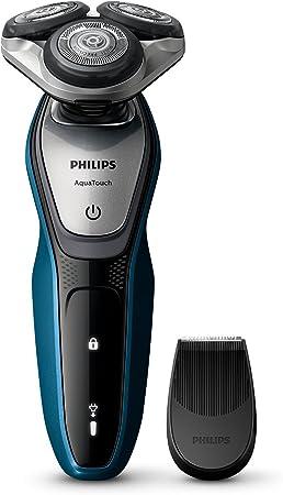 En húmedo o seco, afeitado con protección; protege 10 veces mejor en comparación con una cuchilla co