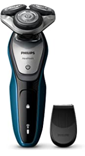 Philips AT620/14 Aqua Touch - Afeitadora Eléctrica Wet & Dry ...