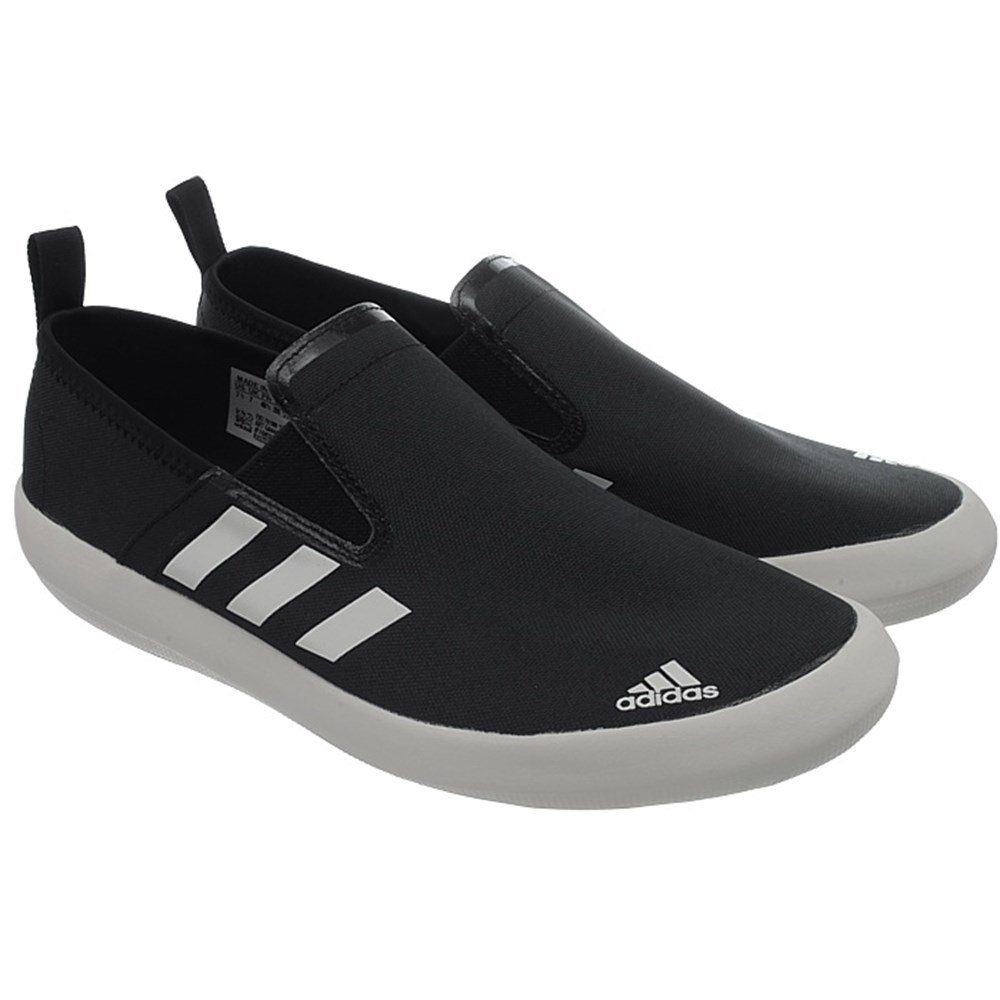 9380f654f Adidas Boat Slip-On Deluxe G64447 Mens Water sports shoes   Boat shoes    Sailing shoes Black 9 UK  Amazon.co.uk  Shoes   Bags