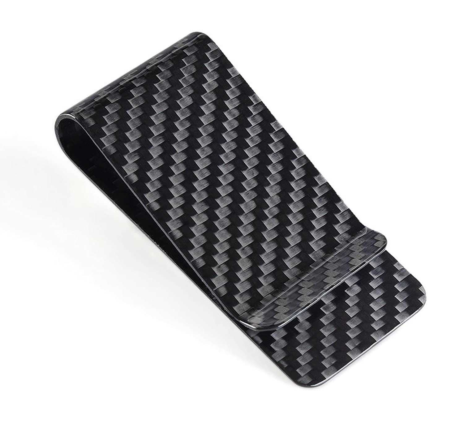 Amazon cl carbonlifetm carbon fiber glossy money clip amazon cl carbonlifetm carbon fiber glossy money clip credit card business card holder black home kitchen magicingreecefo Gallery