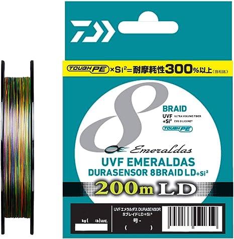 ダイワ UVFエメラルダスデュラセンサー×8LD+Si2 0.4号 200mの画像