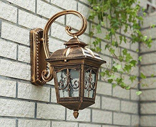Sisanlai lampade da parete fino giù le luci a parete esterna luci