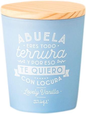 Mr.Wonderful - Vela Abuela eres todo ternura: Mr Wonderful: Amazon.es: Hogar
