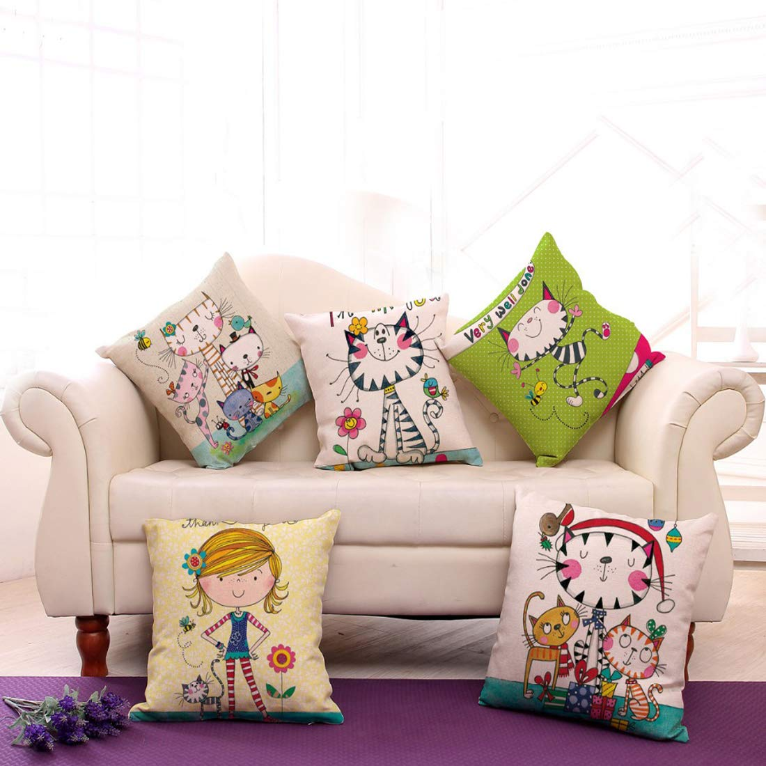 Best offer Cushion Cover -Set of 5