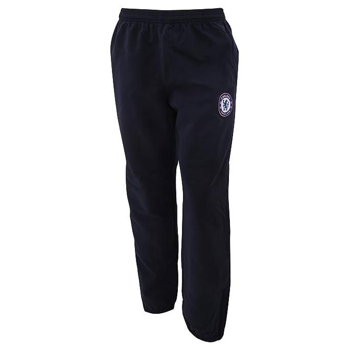 Chelsea FC - Pantalones de chándal Oficiales con el Escudo del ...