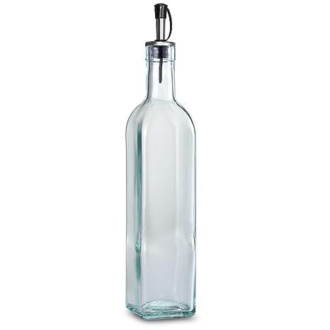 Amazon.com: Dispensador de aceite de oliva vinagre vinagrera ...