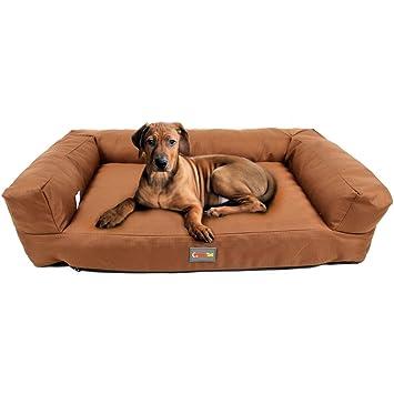Cama para perros impermeable, de Quicktail; cama para perros para el aire libre,