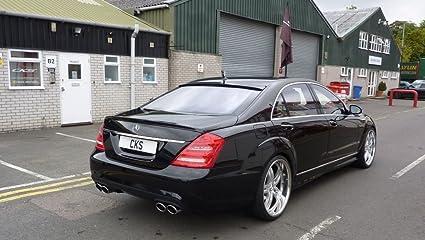 Mercedes W221 S Clase para Spoiler S320 S350 S500 S550 S600 ...