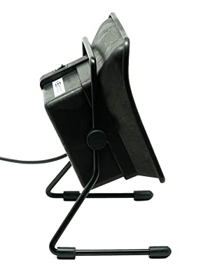 Valtcan Solder Smoke Absorber Fume Extractor Fan (Color: Black)