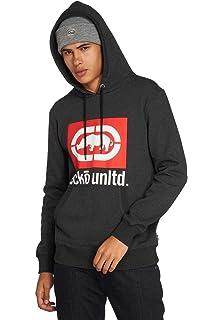 Ecko Unltd Sweatshirt Men s Bourbon Street Hoody Black  Amazon.co.uk ... 47e6f3c20c2