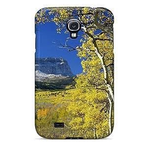 High Quality Shopfavor Colorado Fields Skin Case Cover Specially Designed For Galaxy - S4