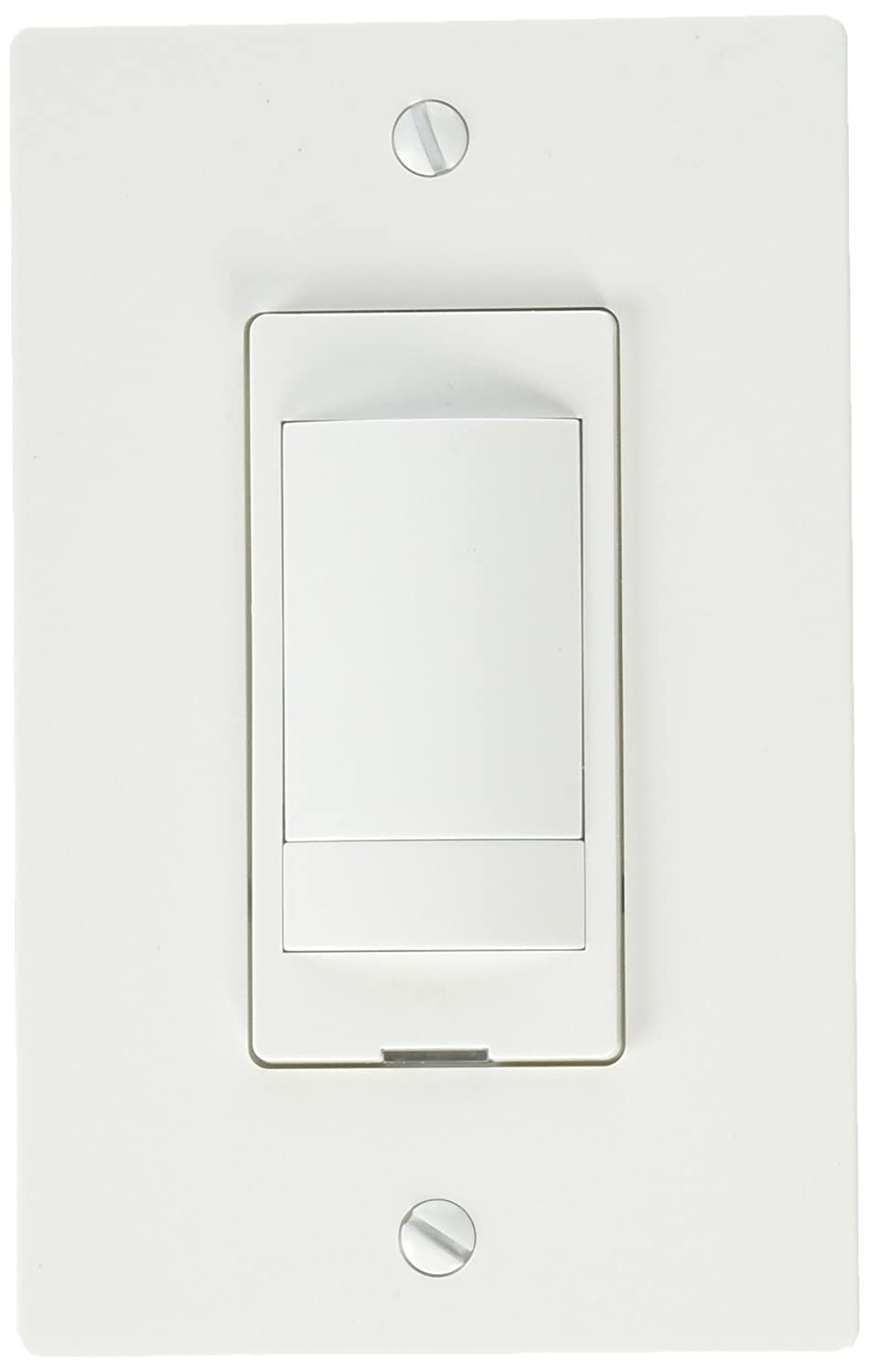 Panasonic Fv Wcd01 W Whispercontrol Countdown Delay Fan Timer Switch Bathroom And Light Wiring Exhaust White Home Improvement