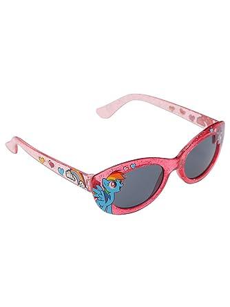 My Little Pony Kids Pink Glitter Character Design Frame Dark Lenses ...