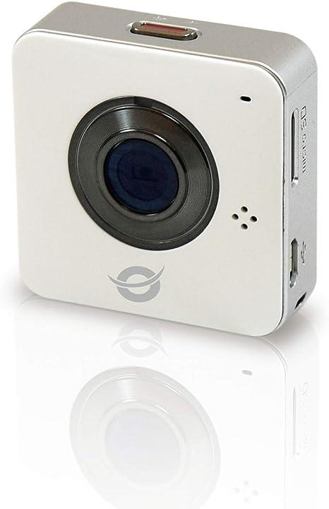 Opinión sobre Conceptronic 1007090 - Cámara IP HD (WiFi, 720p, Carcasa Sumergible, Micro SD) [Importado]